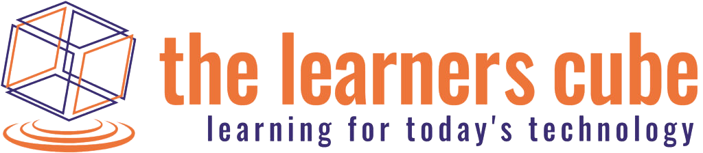 The Learners Cube Logo